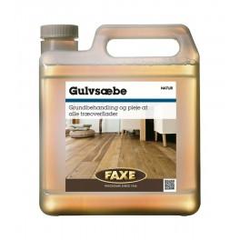 FAXE WOODEN FLOOR SOAP NAT 2,5 l