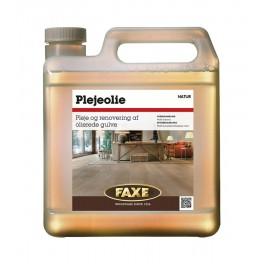 FAXE MAINTENANCE OIL NATURAL 0,75 l